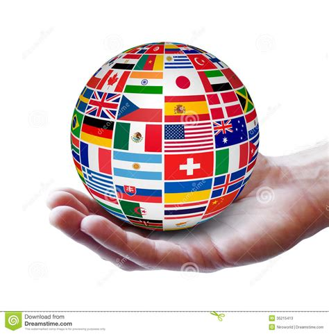 International Global Business Concept Stock Image  Image Of States, Icon 35215413