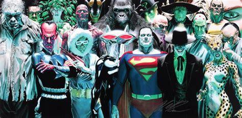 top 10 de los mejores villanos de dc comics nerdgasmo