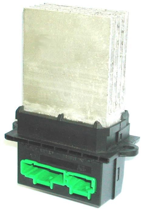 citroen    module resistance chauffage probleme
