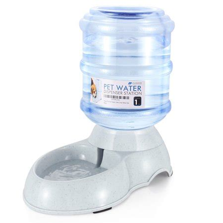 pet water dispenser station  replenish pet waterer