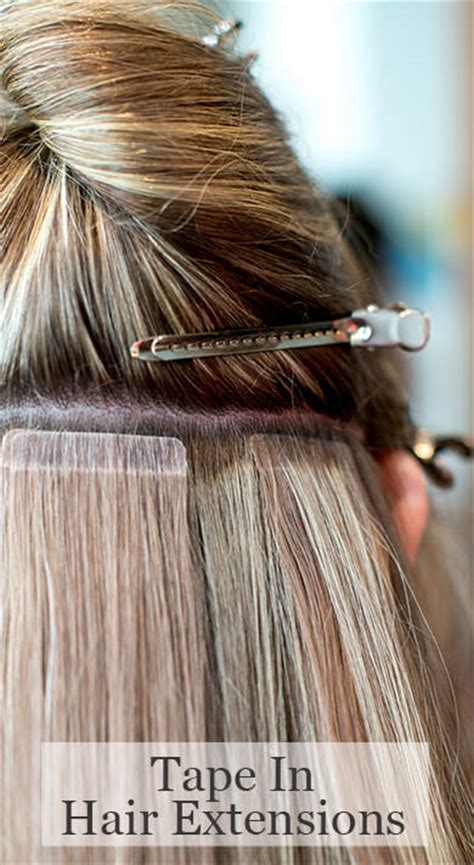 tape  hair extensions denver hotheads hair extensions