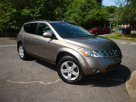 Nissan Murano 2003 Reviews by 2003 Nissan Murano Overview Cargurus