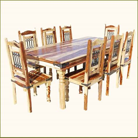 rustic dining room table rustic dining room table and chairs marceladick com
