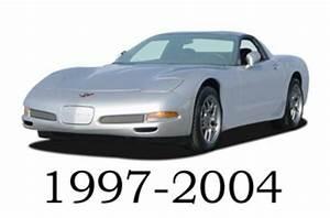 Service Repair Manual Chevrolet Corvette 1997 1998 1999