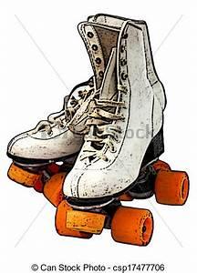 Roller Skates Clip Art (63+)