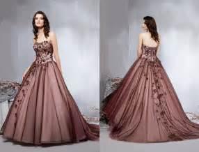brown dresses for wedding blue and brown wedding wedding plan ideas