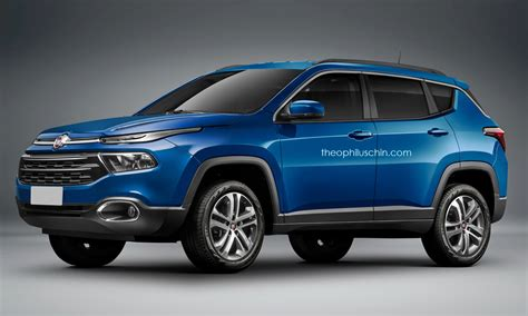 Jeep And Fiat by Could Fiat Create A Jeep Compass Based Freemont Carscoops