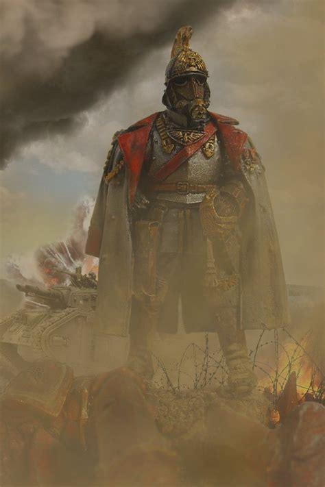 colonel thyran  arkurion astra militarum imperial
