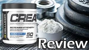 Cellucor  Cor Performance Creatine Supplement Review