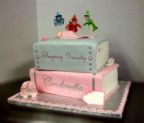 princess fairy tale baby shower cake babyshower ideas