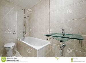 bathroom with floor to ceiling tiles royalty free stock With floor to ceiling bathroom tiles