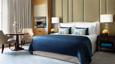 Superior King Room  Luxury Hotel Rooms London Corinthia