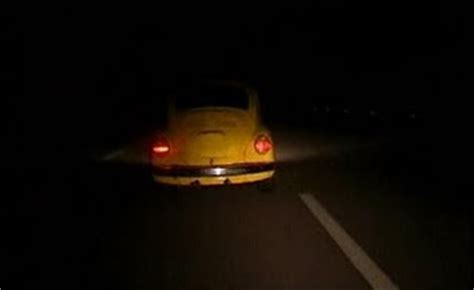 hantu volkswagen kuning supernatural sighting karak highway ghost story