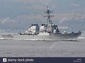 DDG-75 USS DONALD COOK, ARLEIGH BURKE CLASS GUIDED MISSILE ...