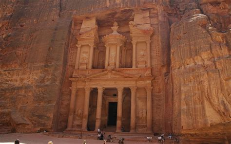 Travel Trip Journey Petra Jordan