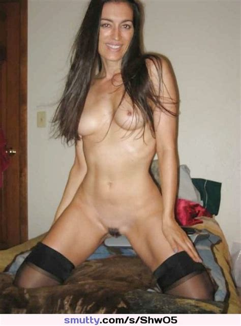 Amateur MILF Skinny Tits Brunette Stockings Bush Pussy Horny Hotmom Smutty Com
