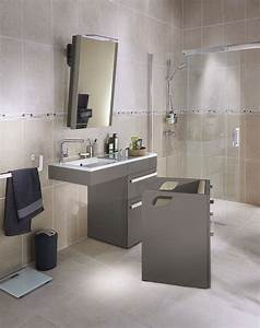 Meuble De Salle De Bain Suspendu : meuble suspendu salle de bain lapeyre ~ Edinachiropracticcenter.com Idées de Décoration