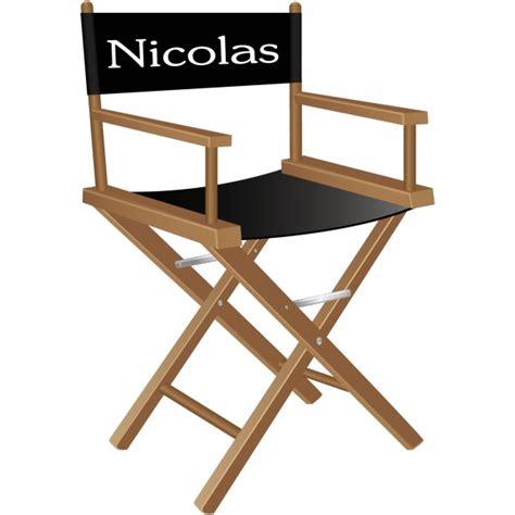 chaise de cinéma sticker chaise de cinéma personnalisé