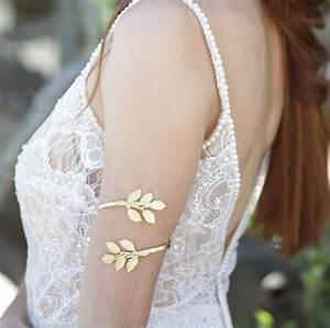 This beautiful Greek Goddess Upper Arm Bracelet will be ...