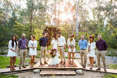 dale luke mariage festival hippie chic glamping