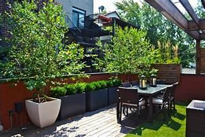 Balkon Im Winter Gestalten : terrasse und balkon mit pflanzen und blumen gestalten ~ Markanthonyermac.com Haus und Dekorationen