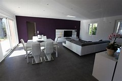hd wallpapers decoration interieur noir blanc gris - Decoration Interieur Noir Blanc Gris