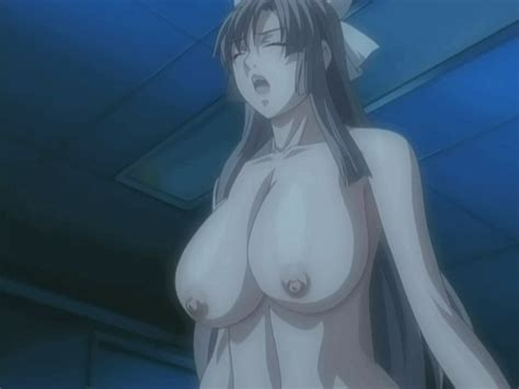 anime big_breasts bouncing_breasts breasts cleavage_(game ...