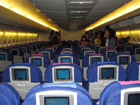 interieur d un boeing 777 acturoutes la vie comme 231 a roule actualit 233 un boieng 747 quot tout confort quot pour les