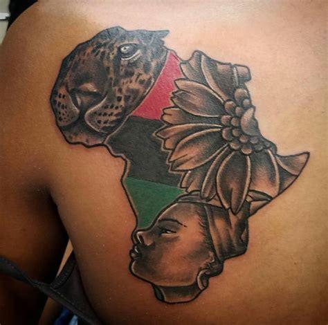 Mama Africa Tattoo #tattoo  Fine Art  Pinterest Africa