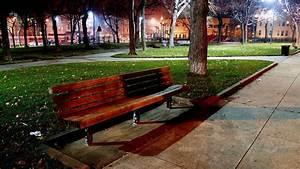 Park bench wallpaper - HD Wallpapers
