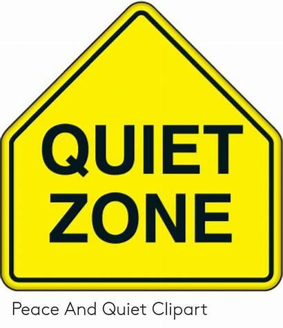 Quiet Clipart Peace Zone Memes Meme