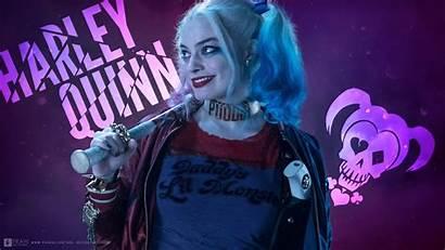 Quinn Harley Suicide Squad Desktop Wallpapers Margot