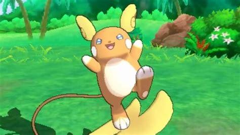 alolan rattata    moves revealed  pokemon sun
