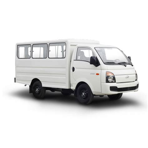 Review Hyundai H100 by Hyundai H100 Shuttle Review Wroc Awski Informator