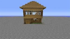 simple house blueprint Minecraft Project