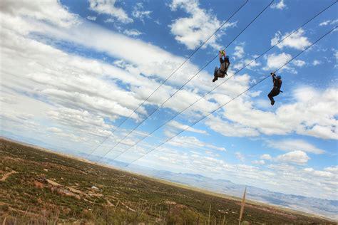 arizona zipline adventures tucson attractions