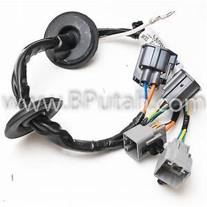Land Rover Lr3 Genuine Oem Factory Trailer Tow Wiring Harness