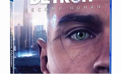 Detroit Human Become Benjamin Ps4 Mars Sony