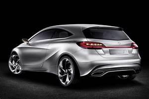 Futur Mercedes Classe B : photo nouvelle mercedes classe a concept ~ Gottalentnigeria.com Avis de Voitures
