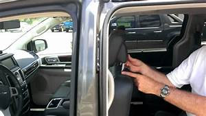 Service Manual  How To Remove 2010 Dodge Journey Headrest