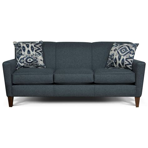 Contemporary Sofa Company by Collegedale Contemporary Upholstered Sofa Lindy