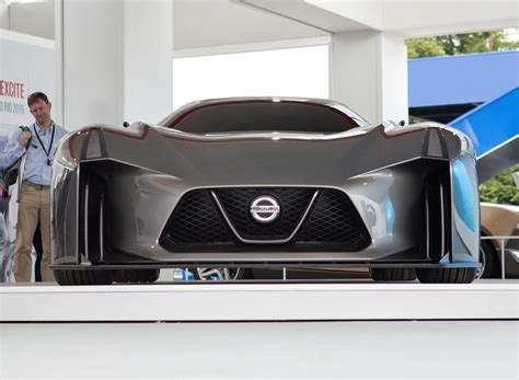 nissan vision gt concept  outed teases future gt