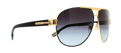 dolce gabbana sunglasses dg  gold black mm