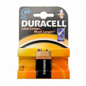 9 Volt Batterie : b m duracell 9 volt alkaline battery 131172 b m ~ Markanthonyermac.com Haus und Dekorationen