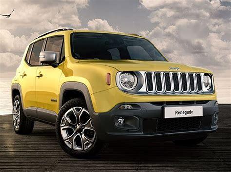jeep renegade  price spec
