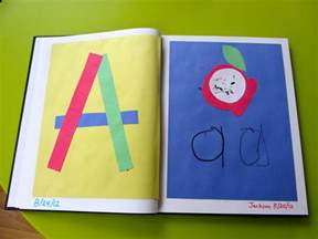 Letters Preschool Art Crafts
