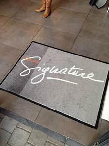 tapis d39entree personnalise tapis d39accueil personnalise With tapis d entrée personnalisé