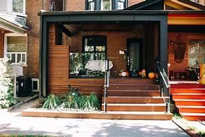 Our Modern Toronto Porch Reveal! BluebirdKisses