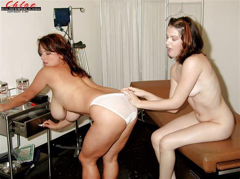 Busty French Milf Chloe Vevrier Seducing Teen Girl For
