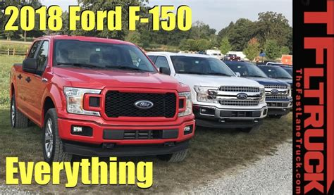 2018 Ford F150 Upgraded Chassis, More Capability, Wifi